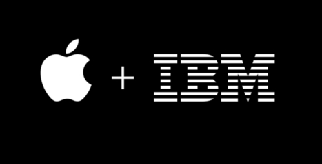 Apple and IBM - Now Together! | Infinite Profit | Infinite Profit | Scoop.it