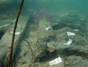 Encuentran mercancía de contrabando en un barco romano del sigloIII   LVDVS CHIRONIS 3.0   Scoop.it