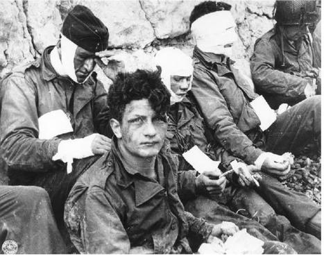 The Wounded   Invasion of Normandy   Scoop.it