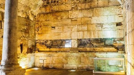 Researchers: Jerusalem structure was dining room of ancient city council - Archaeology | Jewish Education Around the World | Scoop.it