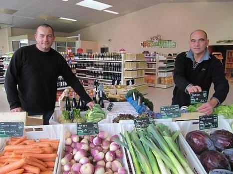 Calvados. 250 m2 de supermarché dédiés aux produits locaux à Hérouville (14)...!!!   Les news en normandie avec Cotentin-webradio   Scoop.it