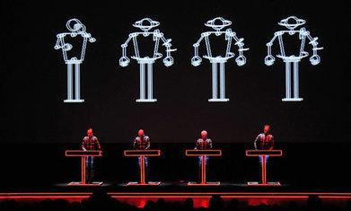 Kraftwerk at Tate Modern, night five: Computer World | E-Music ! | Scoop.it