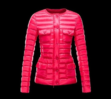 Moncler Donne Giacca Leandra Rosso Vendesi Online | Fashion world! | Scoop.it