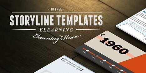 10 Fresh and Free E-Learning Templates for Articulate Storyline - E-Learning Heroes | Aprendiendo a Distancia | Scoop.it