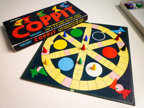 Vintage 1964 Board Game | Games People Play | Scoop.it