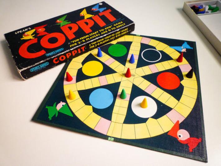 Vintage 1964 Board Game | Antiques & Vintage Collectibles | Scoop.it