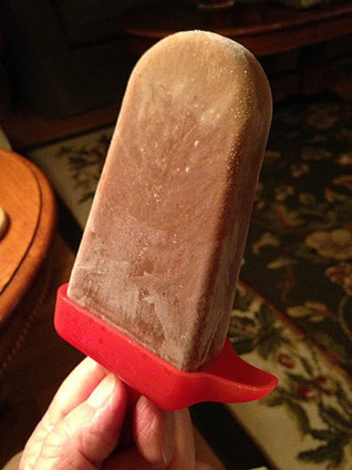 Chocolate Coconut Dreamsicles | Food for Foodies | Scoop.it