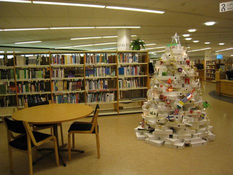 Turning a page: downsizing the campus book collections - The Conversation US | Academic libraries | Scoop.it