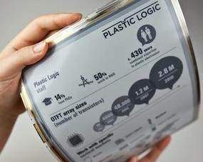 Plastic electronics: are you ready for a roll-up smartphone? | Plastic Industry News and Info | Scoop.it