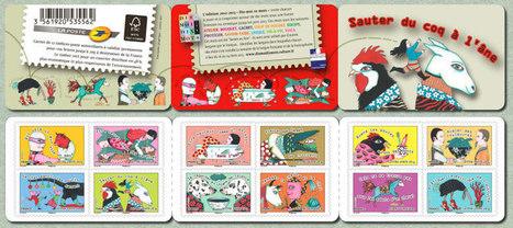 Expressions de la langue française en timbres | Remue-méninges FLE | Scoop.it