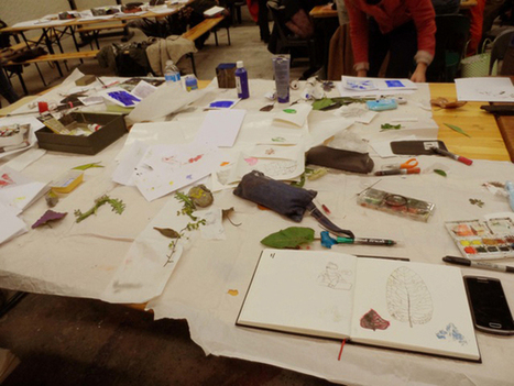 "Compte-rendu du workshop ""Tremblements"" avec Kinya Maruyama   Arts en Fac   TREMBLEMENTS   Scoop.it"