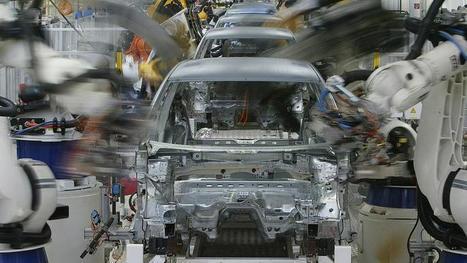 Un ouvrier tué par un robot dans une usine de Volkswagen | Post-Sapiens, les êtres technologiques | Scoop.it