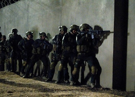'Zero Dark Thirty' and the new reality of reported filmmaking | Visual Culture and Communication | Scoop.it