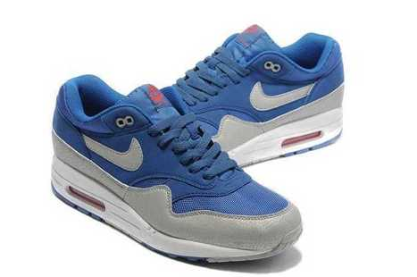 Get The Latest Fashion Blue Nike Air Max 1 Mens White Trainers UK With Credit Card Free Shipping | Ladies Nike Air Max | Scoop.it