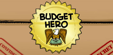 Budget Hero - Serious Game | Instructional Design for eLearning, mLearning, and Games | Scoop.it