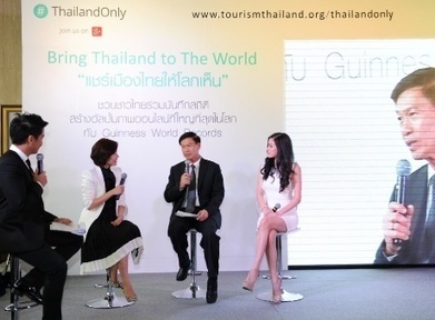 Thailand, Google to create 'World's Largest Photo Album' | Travel Daily Asia | ALBERTO CORRERA - QUADRI E DIRIGENTI TURISMO IN ITALIA | Scoop.it