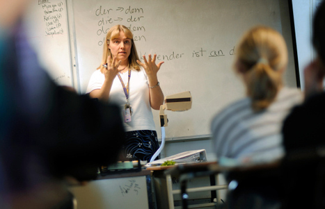 Want to Boost Your Salary? Try Learning German | Second Language | Scoop.it