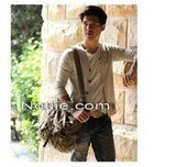 Mens distressed canvas cross body bags | personalized canvas messenger bags and backpack | Scoop.it