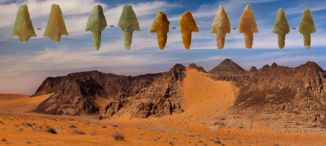 ARABIE SAOUDITE : Evidence of Pre-Pottery Neolithic in Saudi Arabia | World Neolithic | Scoop.it