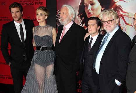 Philip Seymour Hoffman's Death May Delay The Hunger Games Movies!!! | THG and BTR | Scoop.it