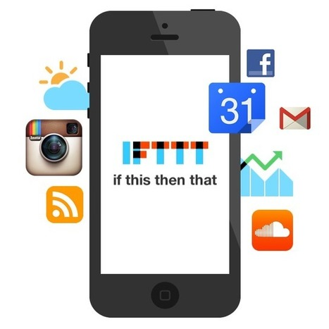 Introducing IFTTT for iPhone. | RSS Circus : veille stratégique, intelligence économique, curation, publication, Web 2.0 | Scoop.it