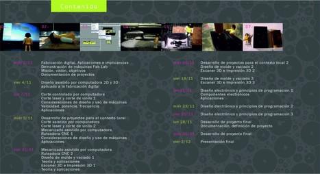 PRE-FAB ACADEMY / LIMA 2011 - Fab Lab Lima   Open Source Hardware, Fabricación digital, DIY y DIWO   Scoop.it
