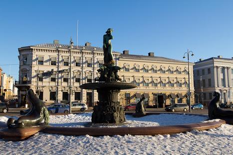 Kauppatori or Market Square in Helsinki - Stories - FinlandLive - Finland Community & Forum | Finland | Scoop.it