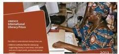 The UNESCO International Literacy Prizes 2013   NGO FUNDING AND RESOURCES   Scoop.it