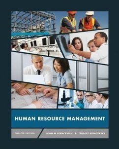 Testbank for Human Resource Management 12th Edition by Ivancevich ISBN 0078029120 9780078029127 | Test Bank Online | Innovation Management | Scoop.it