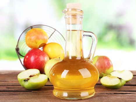 Apple Cider Vinegar: Why Do You Hide A Powerful Remedy In Your Kitchen? | eCellulitis | Healthy Food Tips & Tricks | Scoop.it