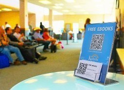 Libraries Partner with Local Airports | Information Science | Scoop.it