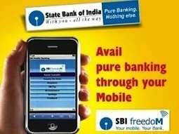 Download SBI freedom Mobile banking application for Windows & Android   Tablets,smartphones and Android apps   Scoop.it