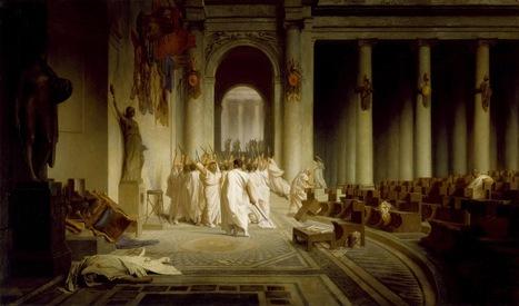 Graecorum et romanorum: Los Idus de marzo y la divinización de Julio César | Mundo Clásico | Scoop.it