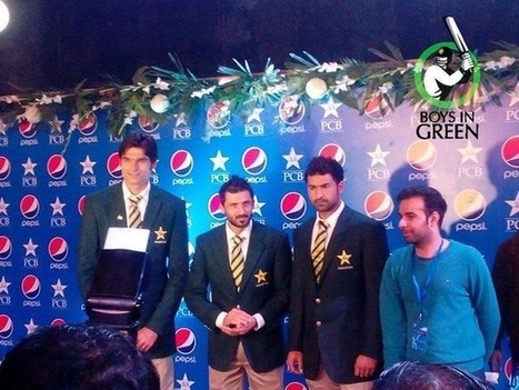PepsiCo Pakistan World Cup Campaign Launch Unveils The Official World Cup Kit | Style Den | Scoop.it