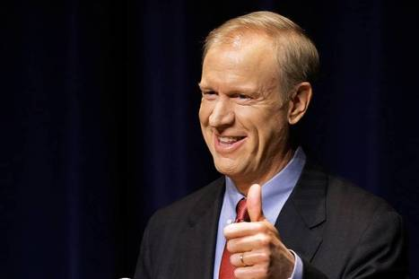 Rauner: Expect a very long extra session - Chicago Daily Herald | Local elected officials | Scoop.it