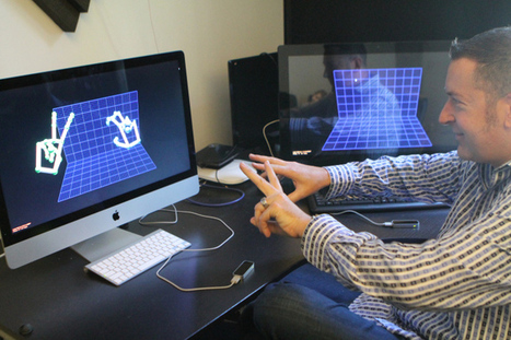 New Tracking Software Lets Leap Motion Keep Track Of Every Bone In Your Hands | Internet of Things | Scoop.it