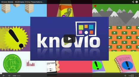 Knovio Mobile: Online Video Presentation App for iPad | Virtual Options: Social Media for Business | Scoop.it