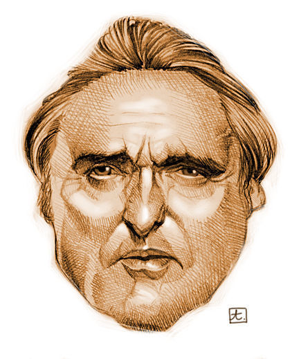 Dennis Hopper... | Caricatures | Scoop.it