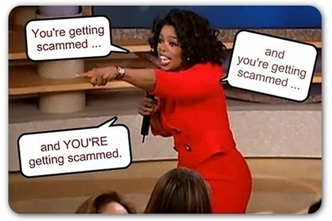 Could TV casting scams hurt reputable PR firms? | Articles | Home | The Twinkie Awards | Scoop.it