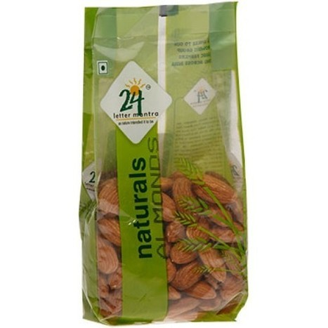 Buy Organic Almonds | 24 Mantra Almonds online | Natural Health Products, Organic Food & Health Supplements | Scoop.it
