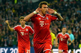 Bayern Munich vs. Borussia Dortmund, 2013 UEFA Champions League: Final score 2-1, Arjen Robben the hero | Munchen Bayern Soccer League | Scoop.it