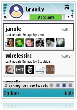 mobileways.de » Gravity - The S60 Twitter Client | Tools You Can Use | Scoop.it