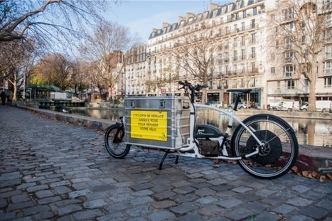 Cyclofix : un service de réparation de vélos itinérant | Efficycle | Scoop.it