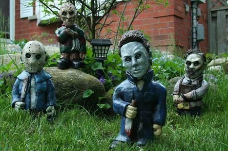 Garden Nightmares Horror Gnomes. Halloween Special | Priceless | Scoop.it