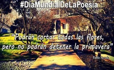 21 de marzo: Día Mundial de la Poesía | Bibliotecas Escolares Argentinas | Scoop.it