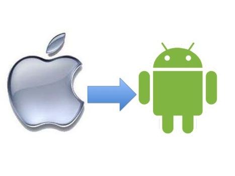 Application pour migrer d'iOS vers Android : Apple dément   Actualité Geek (High-Tech)   Scoop.it