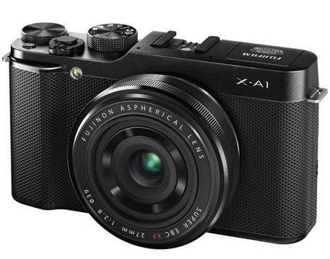 Fuji X-A1, la Nuova Mirrorless Serie X Punta sul Prezzo - Dphoto | Web site photo Fujifilm camera | Scoop.it