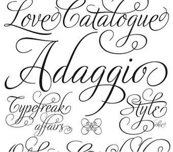 Tipografia online: le risorse per gli appassionati di font e calligrafia - Il Blog di Minimegaprint   Tipografia online   Scoop.it