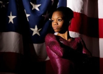 Keep Your Head Up Gabby Douglas: Celebrating the Olympian, Her Strength and Black Girl Beauty | AntiRacism & Privilege | Scoop.it