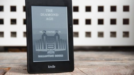 Amazon Kindle or a young lady's illustrated primer?   The Verge   EduKindle   Scoop.it